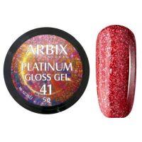PLATINUM GLOSS GEL ARBIX 41 5 г