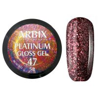 PLATINUM GLOSS GEL ARBIX 47 5 г