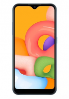 Смартфон SAMSUNG GALAXY M01 32GB BLACK (SM-M015FZKDSER)