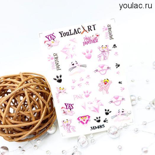 Слайдер YouLAC #3D485