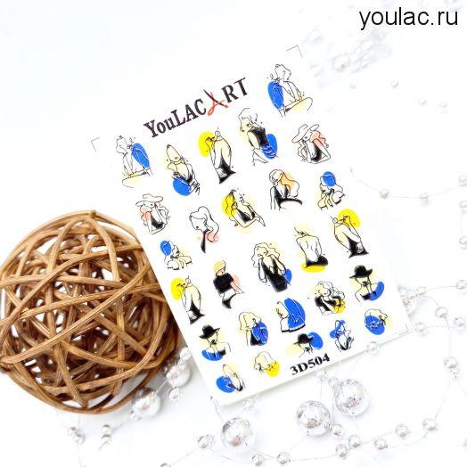 Слайдер YouLAC #3D504