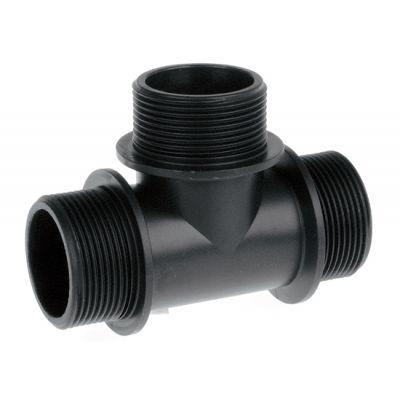 Тройник G2 НР-НР-НР пластик