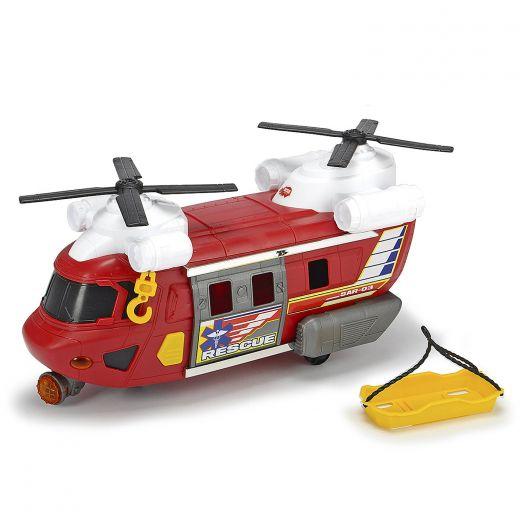 Вертолет для настоящих спасателей Birka