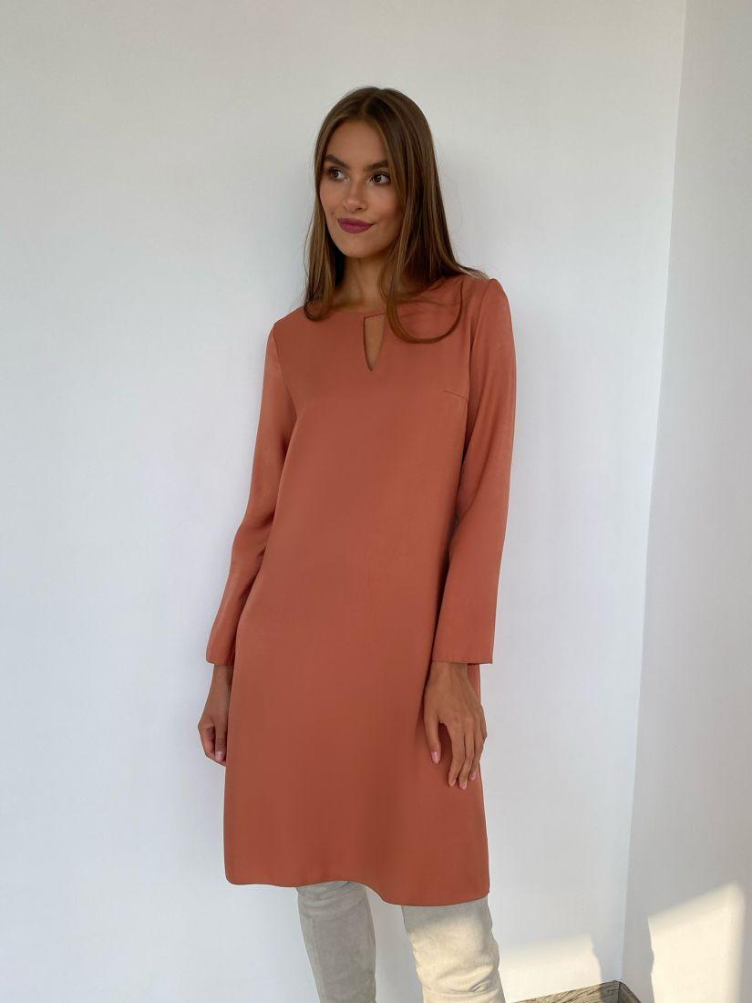 s2338 Платье из мерцающей ткани
