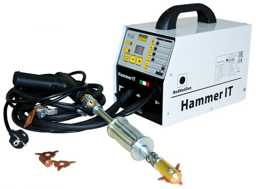 HAMMER IT Споттер по стали (1Ф.х220B)