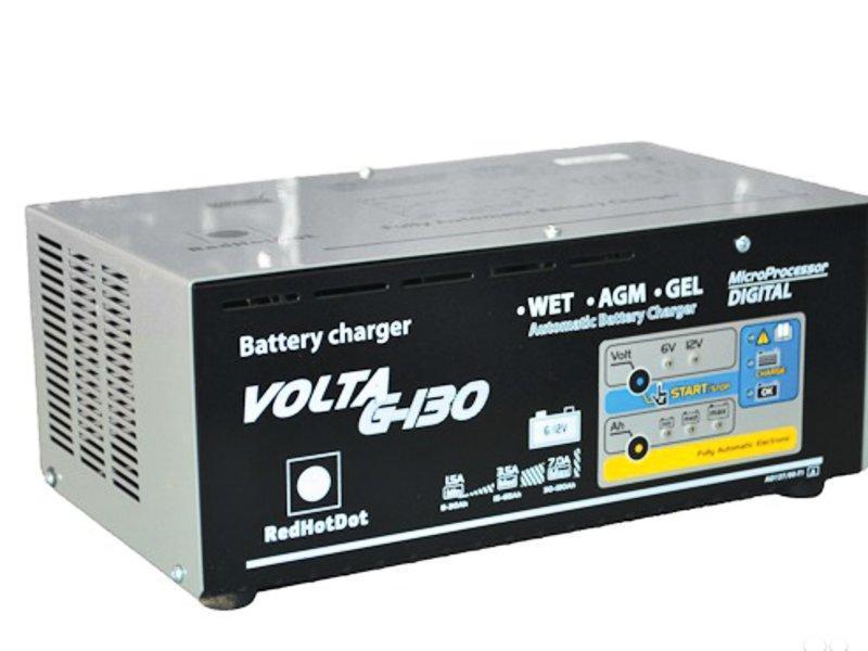 VOLTA G-260 Устройство зарядное микропроцессорное (6-12-24В)