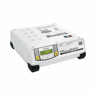 Устройство зарядное инверторное GYSFLASH 50-12 HF (10-600 Ач)