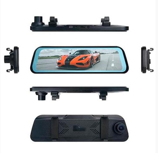 Автомобильный видеорегистратор SHO-ME SFHD-590