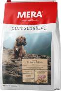 MERA PURE SENSITIVE JUNIOR TRUTHAHN&REIS 4 кг (для щенков с индейкой и рисом)