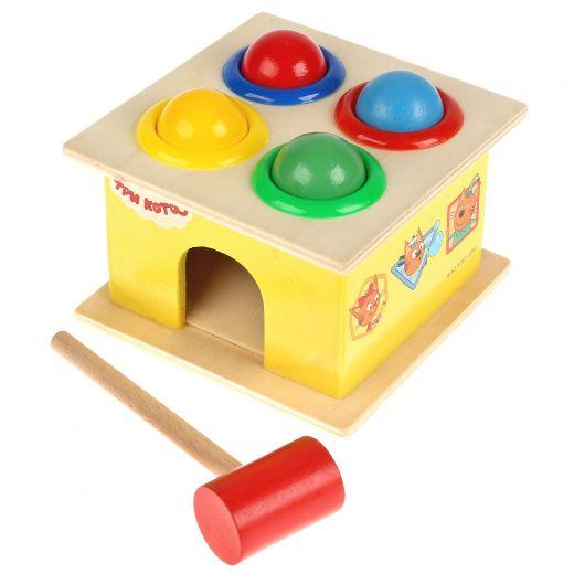 Веселая игрушка-стучалка Kids