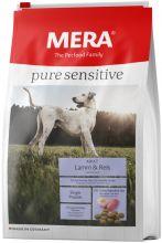 PURE SENSITIVE ADULT LAMM&REIS 12,5 кг (для взрослых собак с ягненком и рисом)
