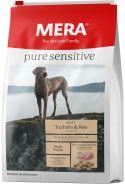 MERA PURE SENSITIVE ADULT TRUTHAHN&REIS 12,5 кг (для взрослых собак с индейкой и рисом)