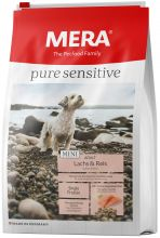 PURE SENSITIVE MINI ADULT LACHS&REIS 4 кг (для взрослых собак малых пород с лососем и рисом)
