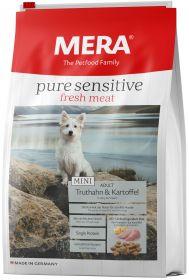 MERA PURE SENSITIVE MINI ADULT TRUTHAHN&KART 4 кг (для взрослых собак мелких пород индейка с картошкой)