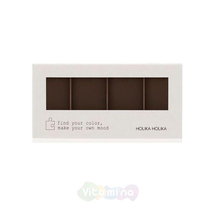 Holika Holika Кейс наборный для теней Piece Matching Shadow Palette