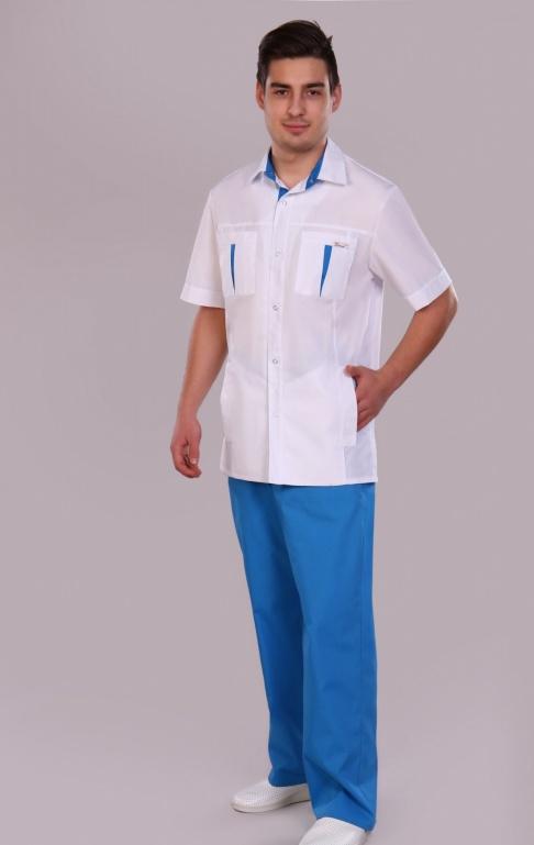 Костюм мужской медицинский 233 ТС