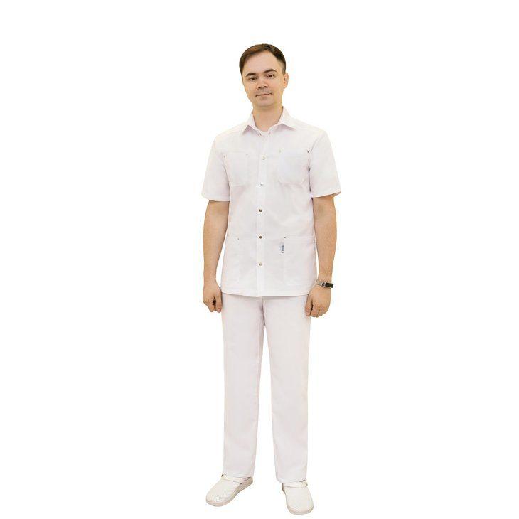 Куртка мужская медицинская ЛеонЛонг