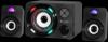 Акустическая 2.1 система G11 11Вт, Light/BT/FM/TF/USB/AUX