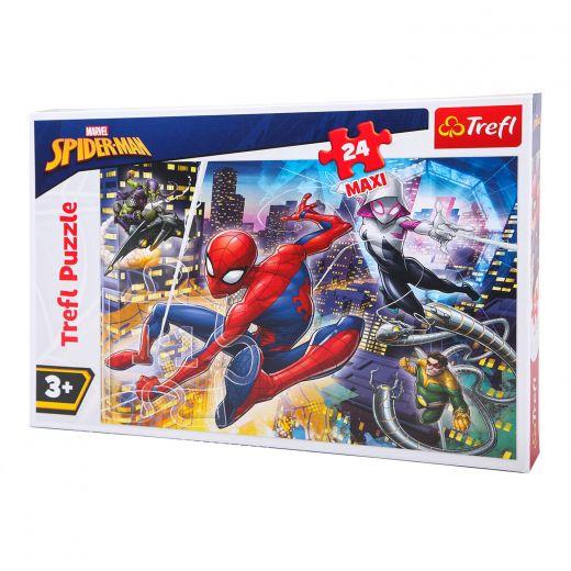 Пазл Birka Бесстрашный Человек-паук