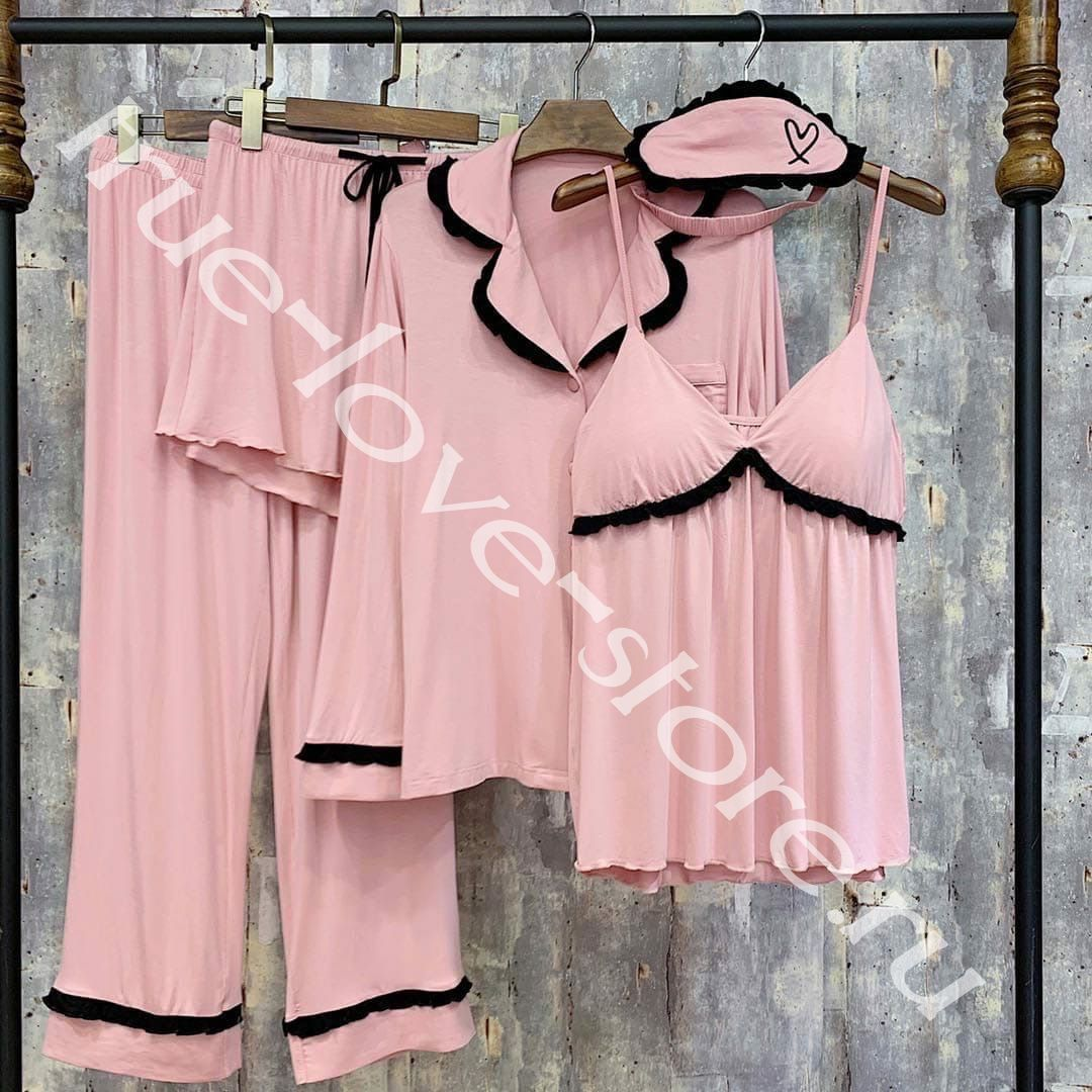 750002- Пижама пятерка VS (Вискоза)