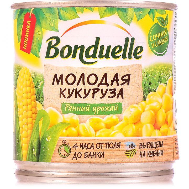 Кукуруза Бондюэль ж/б, 425мл
