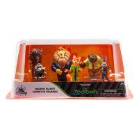 Игровой набор из 6 фигурок Зверополис Дисней купить