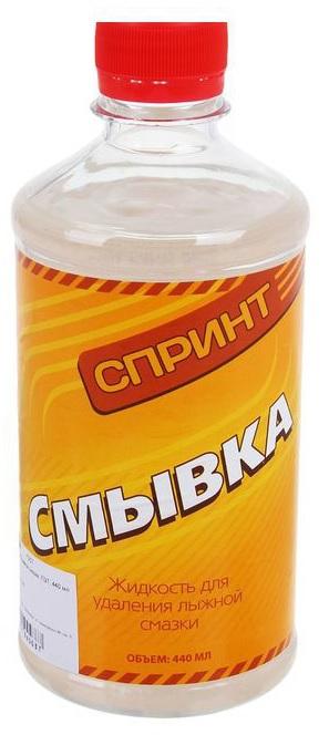 Смывка для удаления лыжной смазки SPRINT СМЛ-П 440мл