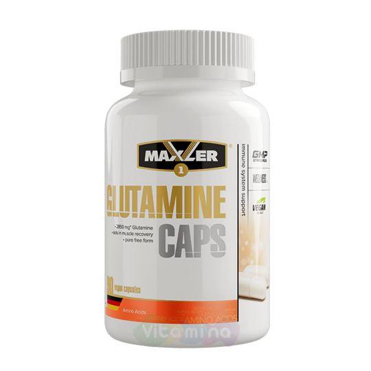 Maxler Глутамин L-Glutamine, 90 капс