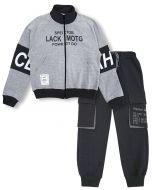 """Спортивный костюм для мальчиков 8-12 лет Bonito """"Lack CEAH"""" серый"""