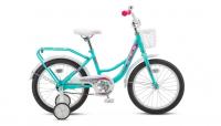 Детский велосипед STELS Flyte Lady 18 Z011 (2020) Бирюзовый