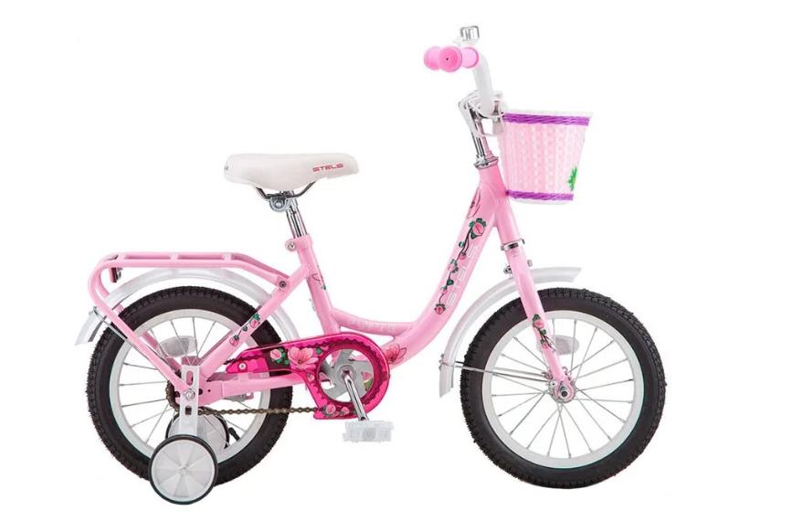 Детский велосипед STELS Flyte Lady 16 Z011 Розовый