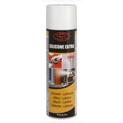 Смазка-спрей силиконовая SILICONE EXTRA (500мл)