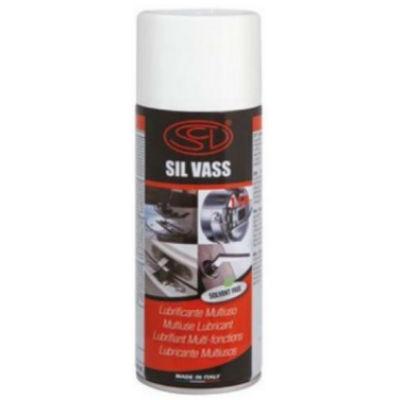 Смазка-спрей вазелиновая   SIL VASS (400мл)