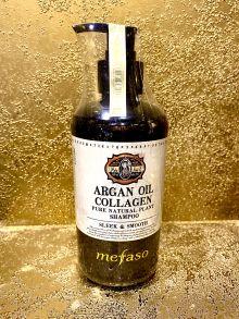 Шампунь с Аргановым Маслом Organ Oil Collagen ,500 гр, Mefaso