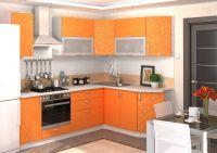 Модульная угловая кухня Дина