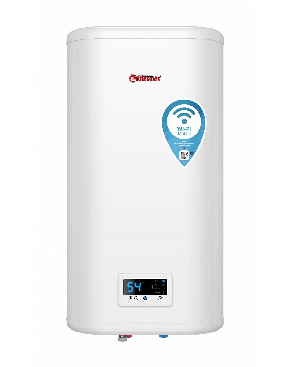 Накопительный электрический водонагреватель Thermex IF 50 V (pro) Wi-Fi (151124)