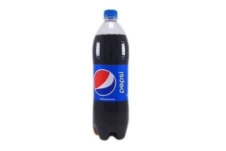 Газ. вода Пепси 1л Пепси