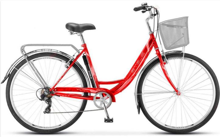 Городской велосипед STELS Navigator 395 28 Z010 Красный