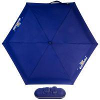 Зонт складной Moschino 8042-superminiF Shadow Bear Dark Blue