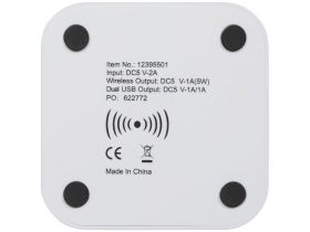 Беспроводной зарядный коврик «Ozone» (арт. 12395501)