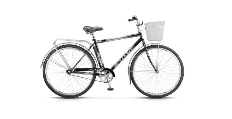Городской велосипед STELS Navigator 300 Gent 28 Z010 Серый