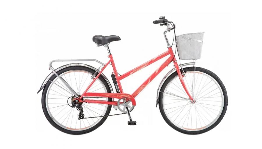Городской велосипед STELS Navigator 250 Lady 26 Z010 Коралловый