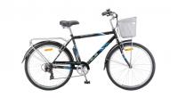 Городской велосипед STELS Navigator 250 Gent 26 Z010 Серый