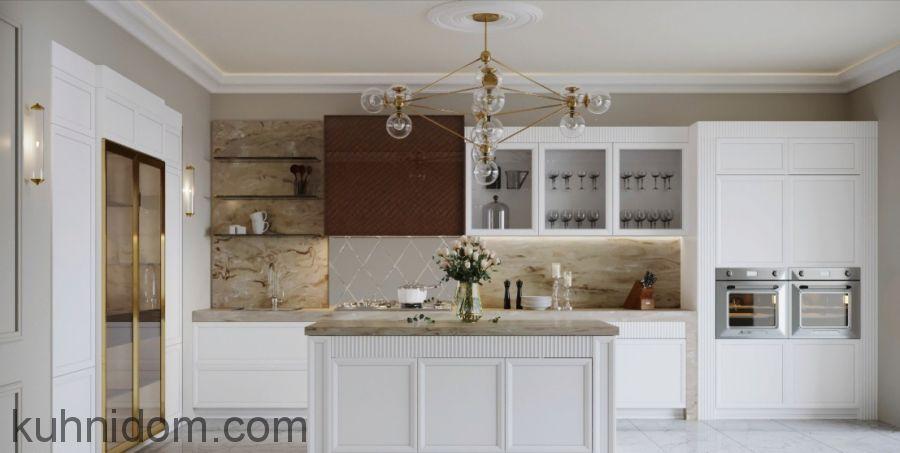 Кухня Bristol Белая
