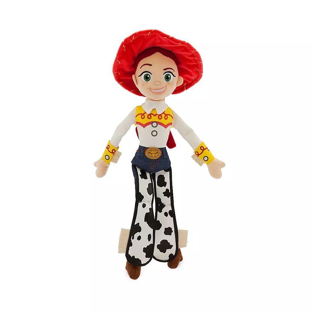 Джесси ковбойша История игрушек Дисней 45 см плюшевая игрушка