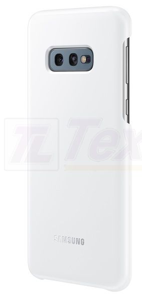 Чехол Samsung LED Cover S10e white