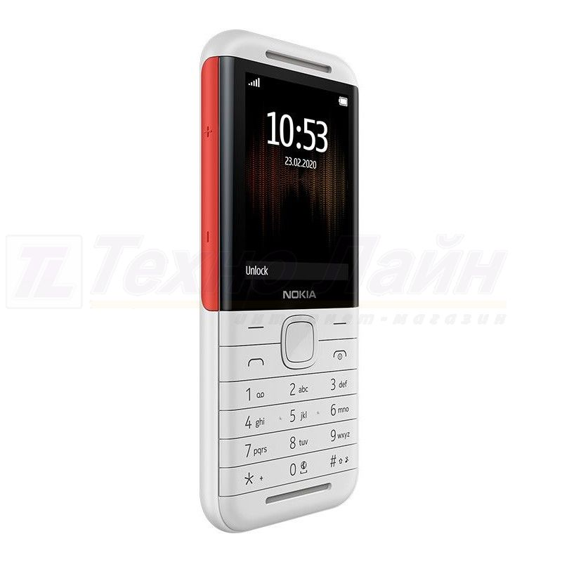 Nokia 5310 DS White Red