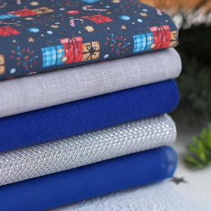 Набор тканей для пошива Предвкушение