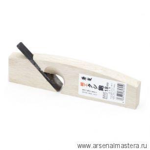 Рубанок японский зензубель 180 / 18 мм белый дуб Miki Tool MW-4 М00012229