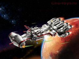 Конструктор LARI Space Wars Тантив IV 11431 (Аналог LEGO Star Wars 75244) 1792 дет